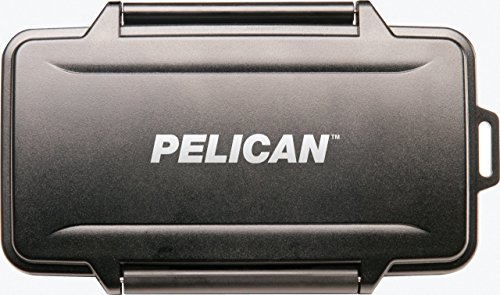 Pelican 0945 Compact Flash Memory Card Case (Black) (Renewed) (Pelican Compactflash Memory Card)