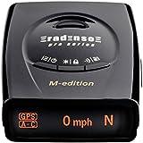 Radenso Pro M Extreme Range Radar & Laser Detector with GPS Lockout, Red Light/Speed Camera Voice Alerts