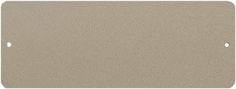 KalaMitica Steel Magnetic Chalkboard, Beige, 9x24 cm