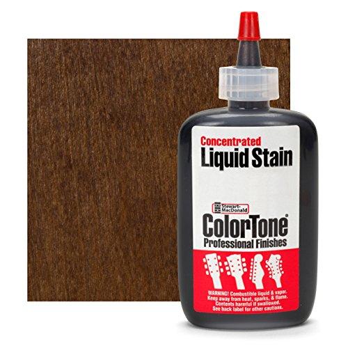 ColorTone Liquid Stain for Stringed Instruments, Kalamazoo Mahogany (Kalamazoo Furniture)