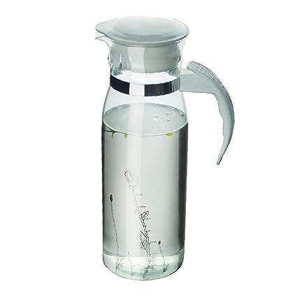 Tetera LITING_Wang Hogar Vidrio Resistente al Calor Botella de Agua ...