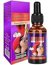 Hip Lift Up Cream, Etherische Olie Voor Het Liften van de Heupen voor de Billen, Butt Enhancement Enlargement Etherische Olie Voedende Olie voor Voller