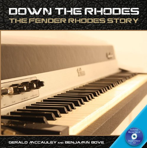 Fender Rhodes Keyboard (Down the Rhodes: The Fender Rhodes Story (Book/Blu Ray))