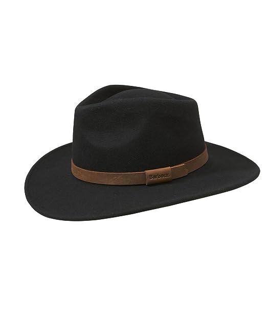 Para hombre Barbour Crushable Bushman sombrero: Amazon.es: Ropa y ...