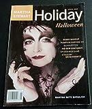 Martha Stewart Holiday Magazine 2000, Halloween Special Issue