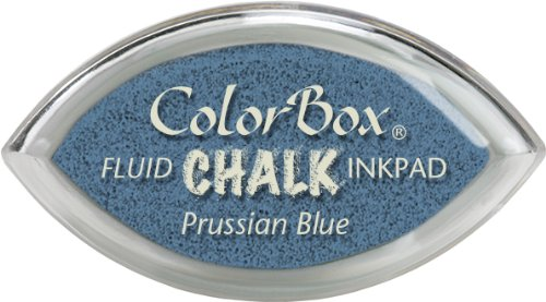 ColorBox Chalk Cat's Eye 71407 Ink Pads, Prussian -