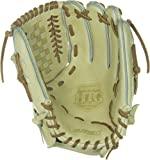game on glove - Marucci Honor the Game Series BT-Web Pitcher/Utility Gloves (Camel), 12
