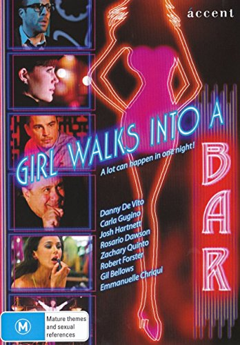 Girl Walks Into a Bar [ NON-USA FORMAT, PAL, Reg.0 Import - Australia ] (Accent Dawson)