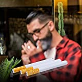3-Piece Bundle 3 Inch Premium Alloy Tobacco