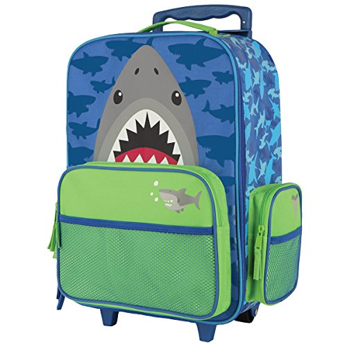 Stephen Joseph Boys' Shark, Royal Blue/Green/Gray ()