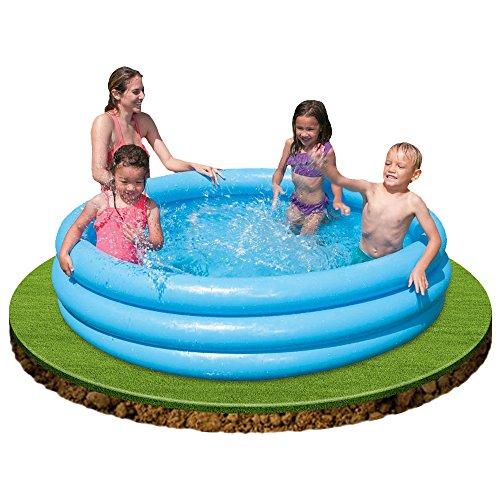 Intex 58446np intex 58446np piscina hinchable 3 aros - Amazon piscinas hinchables ...