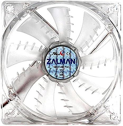 Zalman ZM-F3 - Ventilador led para Caja de Ordenador (3 Pines, 120 ...