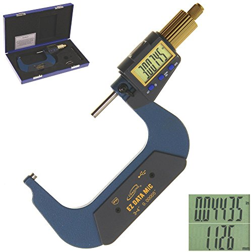 iGaging Digital Micrometer 3-4