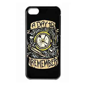A Day To Remember iPhone 5c Cell Phone Case Black VC929488