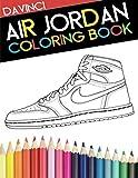 Air Jordan Coloring Book: Sneaker Adult Coloring