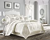 King Size Comforter Sets 110 X 96 Five Queens Court Mackay 4-Piece Comforter Set, King Size