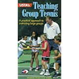 USTA's Teaching Group Tennis NTSC Video