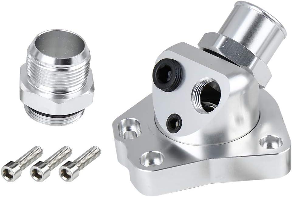Trans-Dapt Performance 6016 Aluminum Water Neck O-Ring Style