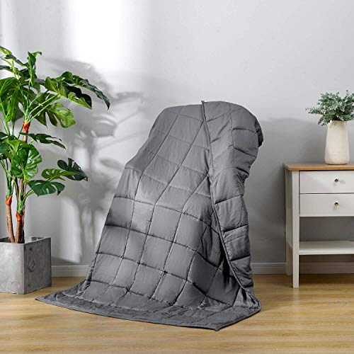 Cheap Haowaner 20lbs Weighted Blanket Adult | 60