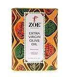 ZOE Extra Virgin Olive Oil Tin, 3 Liter, 101.4 Ounce