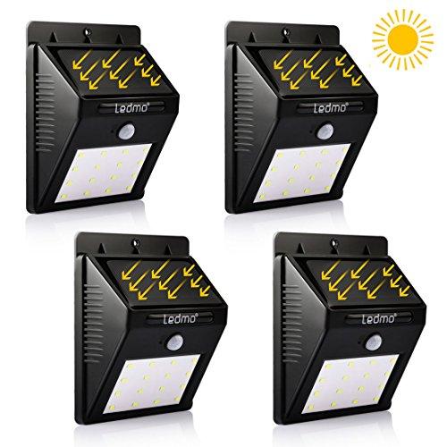Sensor Outdoor LEDMO Daylight Lights