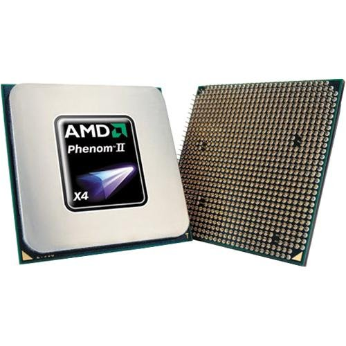 AMD Phenom II X4 965 3.4GHz 6MB L3 Box processor - Processors (AMD Phenom II X4, 3.4 GHz, Socket AM3, 45 nm, 64-bit, 6 MB)