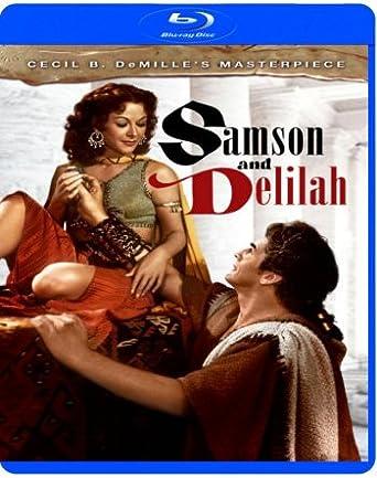 samson and delilah 1949 full movie stream