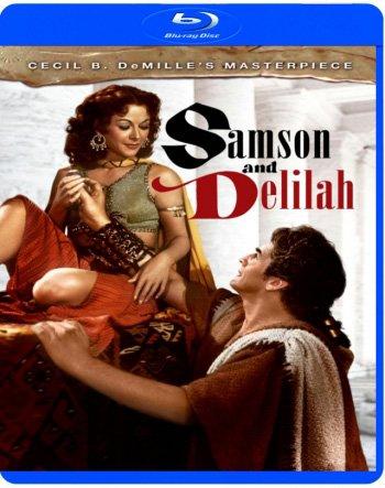 (Samson and Delilah (1949) ( Samson & Delilah ) [ Blu-Ray, Reg.A/B/C Import - Sweden ])