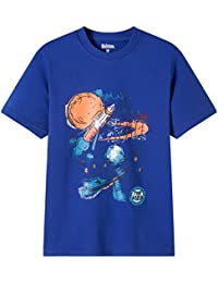 Little Boys T-Shirts Short Sleeve T-Rex Clothes Summer Toddler/Infant Kids Casual Tee