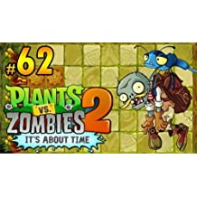 CAKEUSA Plants vs. Zombies 2 Birthday Cake Topper Edible Image 1/4 Sheet Frosting