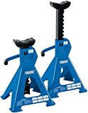 Draper 30878 Axle Stands, 2 t, Set of 2