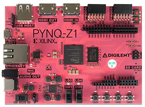 Digilent PYNQ-Z1 Python Productivity for Zynq (PYNQ-Z1)