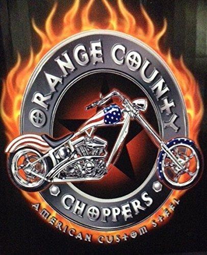 Rabbit Tanaka Orange County Choppers Motorcycle Light Box