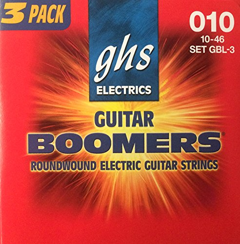 GHS BOOMERS GBL 10-46 ×3セット   B000UJ2O8C