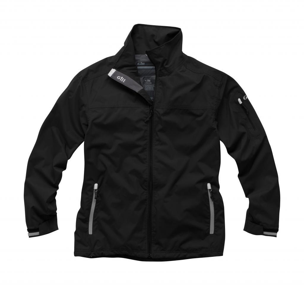 Gill Men's Crew Lite Jacket Graphite XL