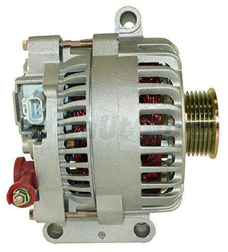 2005 Ford Mustang Alternator - New AFD0117 Professional Alternator Fit for Ford Mustang 4.0L V6 2005 2006 2007 2008 OEM Standard 135 Amp 12V