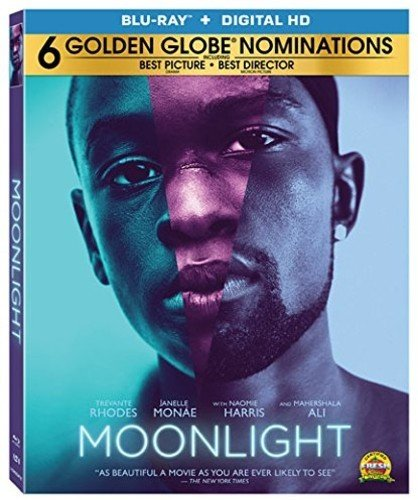 Blu-ray : Moonlight (Blu-ray)