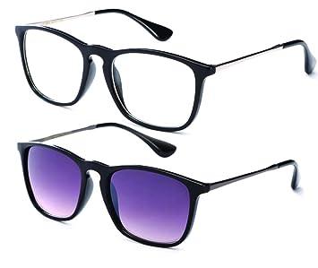 Newbee Fashion Clear Lens unisex-adulto Cerradura clásica ...
