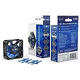 Noiseblocker NB-BlackSilent Fan XR-1 60mm Ultra Silent Fan,1600rpm, 3 pin,11 dBA