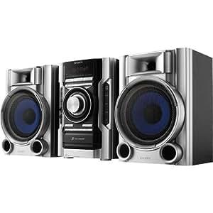 Amazon Com Sony Mhc Ec55 Mini Hi Fi Component System