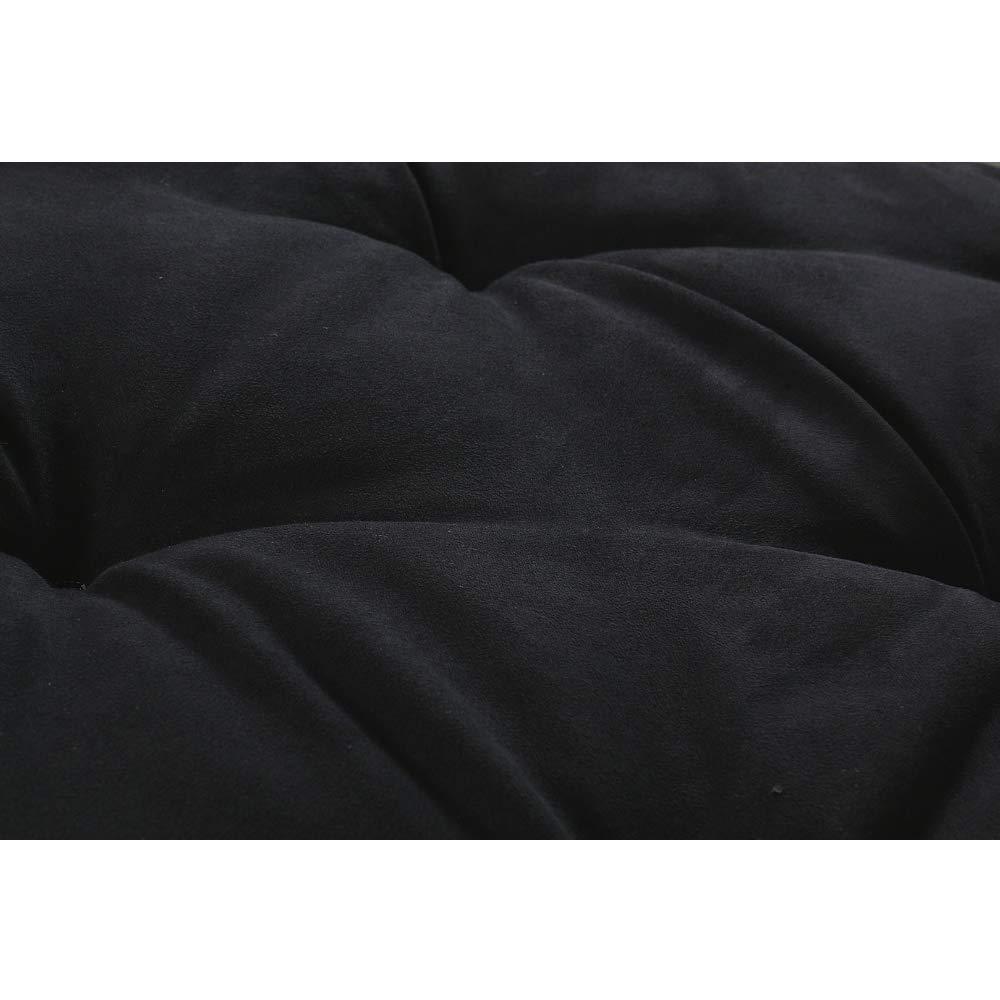 evergreenweb - Cama para Perros Lavable Alto 8 cm, colchón Multiusos - caseta para Perro, cojín ortopédico, Alfombra, Sofa con Relleno Suave, para Todos los ...