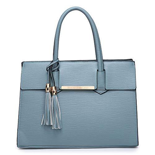 Sac Porter London À Femme L'épaule Pour Bleu Craze 5RqBH