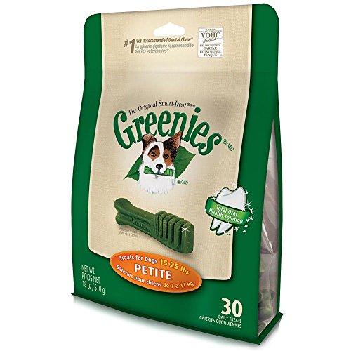 - GREENIES Mega Treat-Pak-Petite Dog 18 Oz