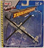 Maisto Tailwinds AH-64 Apache (1:87 Scale) Die Cast Attack Helicopter