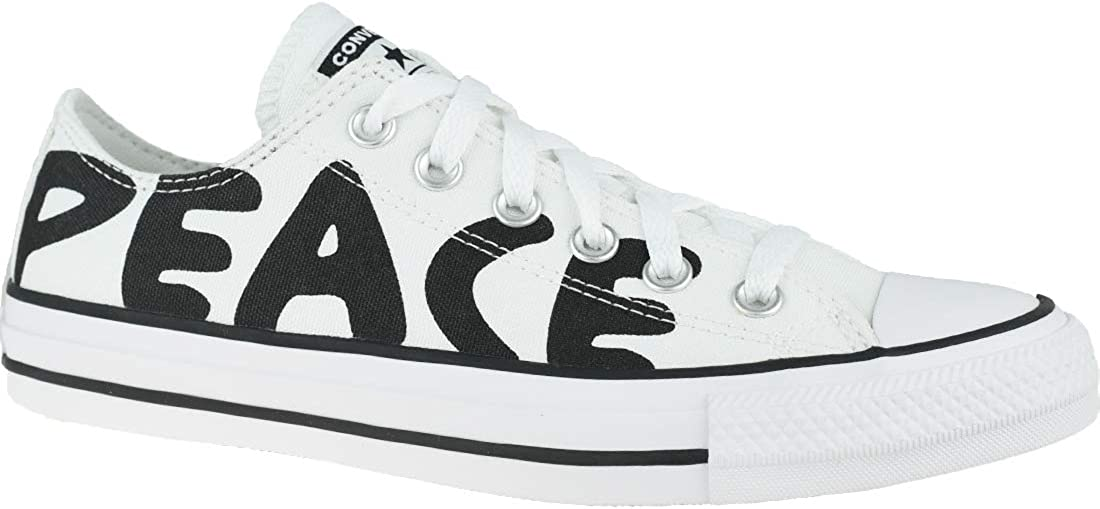 Converse All Star Ox Empowered Homme Baskets Mode Blanc White