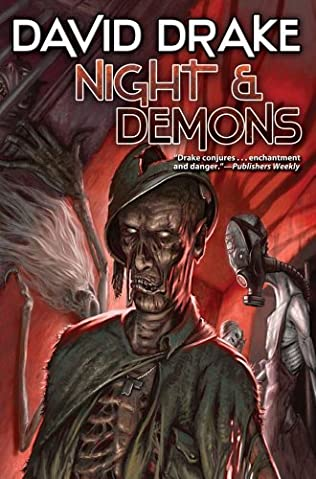 book cover of Night & Demons