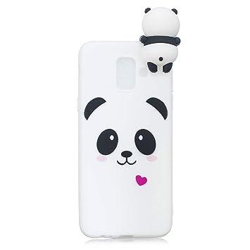 coque samsung a6 2018 panda