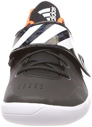 Chaussures Discus Noir Adizero Ftwwht Blanc Adidas Unisexe Hammer Orange cblack Fitness Core Orange Ftwr YgEnX