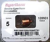 Hypertherm 120931 Nozzle, Shielded, 60 Amp Pkg = 5