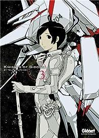 Knights of Sidonia, tome 3 par Tsutomu Nihei